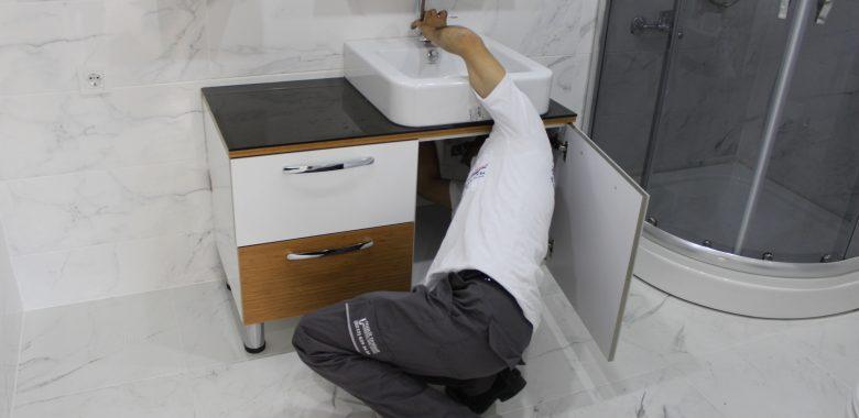 lavabo açma